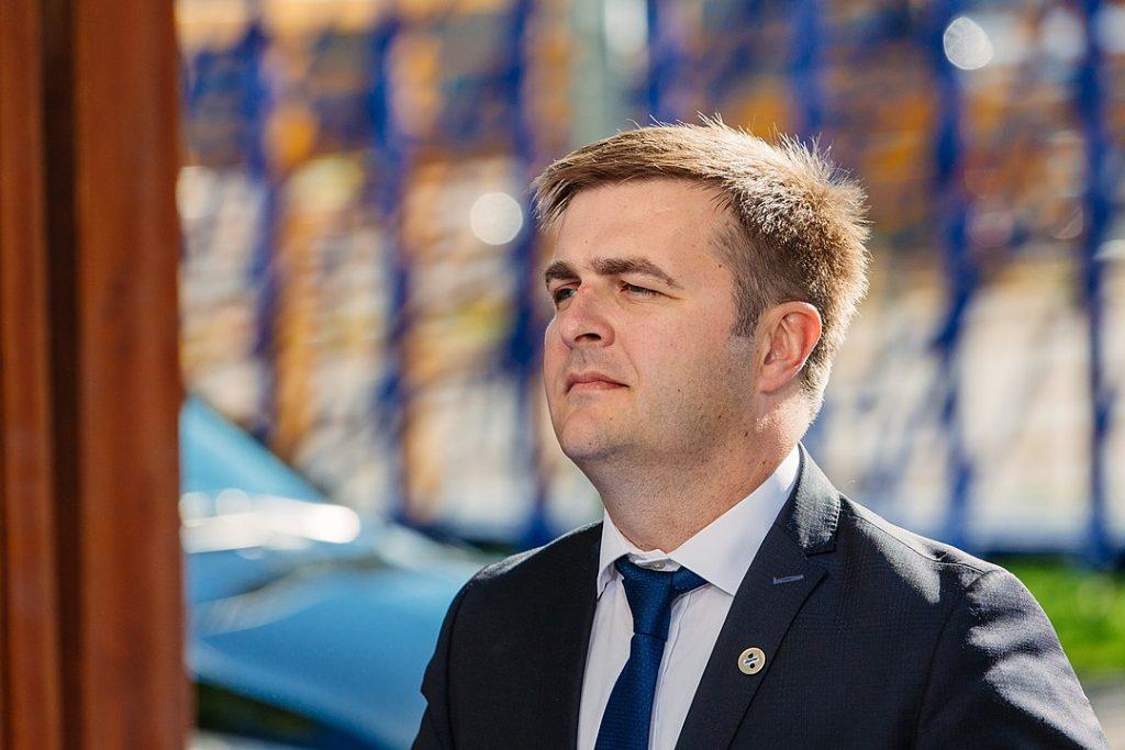 Croatia's Environment Minister Tomislav Coriććć