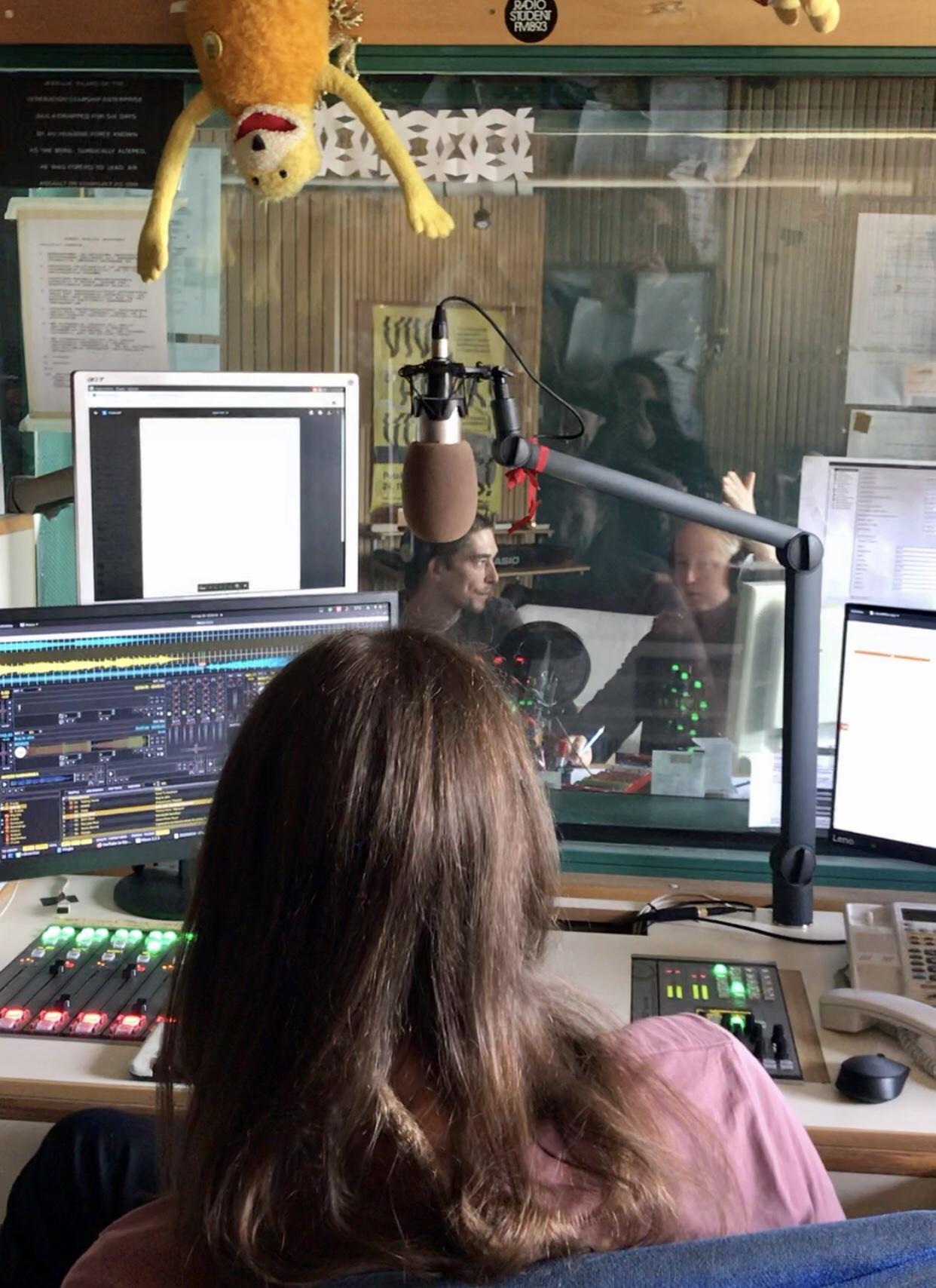 Radio Student Studio